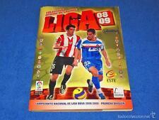 LIGA 2008/2009 (ED. ESTE) - COLECCIÓN COMPLETA CON TODOS LOS EXTRAS - PERFECTO
