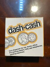 VINTAGE C&P TELEPHONE YELLOW PAGES DASH CASH COIN HOLDER - NIB - NICE