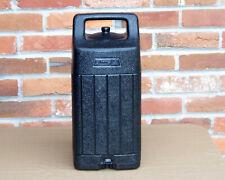 #3 1993 Vtg Coleman Lantern BLACK Carrying Hard Case Model 220 290 295 CLEAN