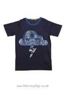 Billy Bandit BNWT Boy's Navy Cloud TShirt -  Use code 3for2 on any 3 Billy Bandi