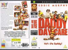 Daddy Day Care, Eddie Murphy VHS Video Promo Sample Sleeve/Cover #9099