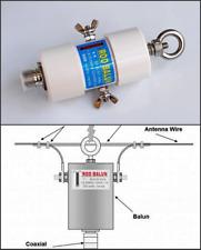 2018 1:1 Waterproof HF Balun for 160m - 6m Bands (1.8 - 50MHz) 500W Waterproof