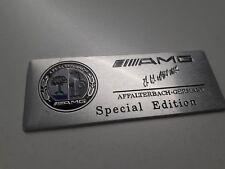 Mercedes Benz Affalterbach Badge AMG C63 G55 E55 W204 W202 W210 All  Mercedes