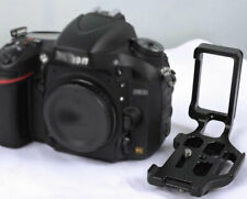 1*L-Bracket camera Battery Quick Release QR Plate Grip Holder For Nikon D600/610