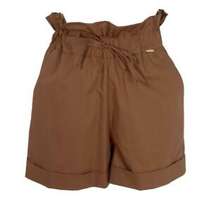 MDM MADEMOISELLE DU MONDE Shorts Frau Farbe Tabak mdm123