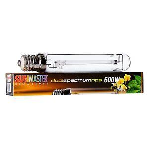 600w sunmaster dual spectrum bulb NEW - Not Opened