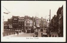 Cardiff Real Photographic (RP) Collectable Welsh Postcards