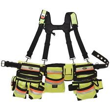 NEW Framer-Rig Construction Suspender Strap Holster Pocket Pouch Bag Tool-Belt