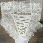 femmes lacets PUR G-STRING slips culottes Strings lingerie boxer sous-vêtement