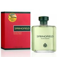 SPRINGFIELD FOR MEN - Colonia / Perfume EDT 200 mL - Hombre / Uomo / Man / Homme