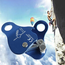 24KN ROCK CLIMBING TREE CARVING ROPE GRAB PROTECTA SAFETY EQUIPMENT GEAR NEW