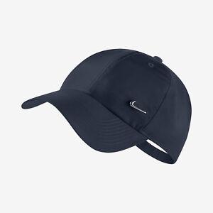 Nike Cap Metal Swoosh, verstellbar (943092-451) in blau, one size     NEU!!!