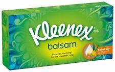 Kleenex Balsam Tissues Box72 NEW