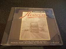 CHRIS REA HEAVEN  4 TRACK CD SINGLE FREE POSTAGE