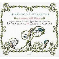 Roberta Mameli - Luzzaschi: Concerto delle Dame [CD]