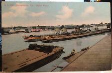 Waterfront, SACRAMENTO, CALIFORNIA Post Card 1905-15