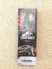"Jurassic Park World Legacy Spinosaurus Mattel Basic Dino 12"" Toy Brand New 2020"