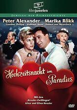 Hochzeitsnacht im Paradies (Peter Alexander, Marika Rökk) DVD NEU + OVP!