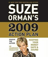 Suze Orman's 2009 Action Plan by Suze Orman (2008, 4 CD's, Unabridged)