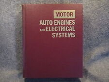 Motor Auto Engines & Electrical Systems Manual Guide Reference 6th Edition M136