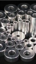 Aluminium Stand OFF Spacers Coller Bonnet Raisers M4 M5 M6 M8 M10 M12 ALL LENGTH