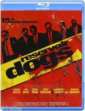 15th Anniversary Edition of Reservoir Dogs Blu-ray