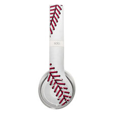 Skin for Beats by Dre Solo 2 - Baseball by Sports - Sticker Decal