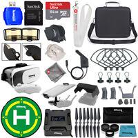DJI Mavic Pro EXTREME MEGA ALL YOU NEED Accessory Kit With Carry Case - New