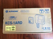 New AIPhone KCS-1ARD  Color Video System w/ Tilt Control