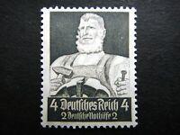 Germany Nazi 1934 Stamps MNH Blacksmith WWII Third Reich Deutsches Reich German