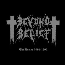BEYOND BELIEF - The Demos 1991-1992 - CD DIGIPAK - DEATH METAL