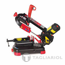 SEGATRICE A NASTRO METALLO 950W CICLO TAGLIO AUT./ PUSH-CLICK ABS NG 105 FEMI