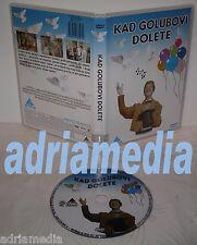 Kad Golubovi Dolete DVD Ckalja Miodrag Petrovic Komedija Srbija Vlasta Best Film
