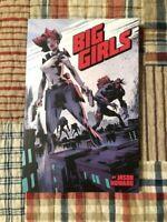 Big Girls Vol. 1 by Jason Howard (Image Comics TPB)
