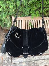 Debenhams Vintage Butterfly By Matthew Williamson Handbag Purse Diamonds Black