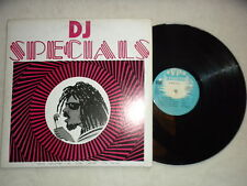 "LP RANKING TREVOR, I ROY, DILLINGER, BIG YOUTH... ""DJ specials"" LP-1905 JAMAICAµ"