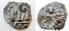 Overprint - Byzantine Empire Additional Stamping coin AE AD #BKP1579-1584