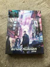 BLADE RUNNER 2049 - HDZETA 4K ULTRA HD LENTICULAR EDITION BLU RAY STEELBOOK NEW