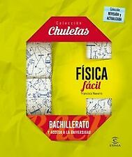 FÍSICA FÁCIL PARA BACHILLERATO. NUEVO. Envío URGENTE. FORMACION (IMOSVER)