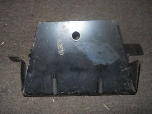 NOS 1970 1971 FORD TORINO HOOD LATCH TO HOOD SUPPORT BRACKET