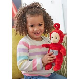 "Teletubbie Teletubbies Po Red Talking Plush Soft Stuffed Doll 9"""