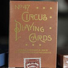 Jeu De Cartes Circus No. 47 (Peach) Cartes à Jouer