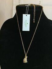Kate Spade Cold Comforts Clear/Multi Necklace (Retail $48.00)