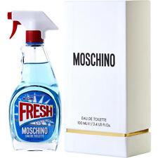 Moschino Fresh Couture Edt Eau de Toilette Spray 100ml