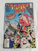 PLASTIC MAN Comic Book #1  1988   DC Comics