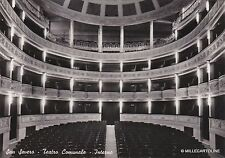 # S. SEVERO: TEATRO COMUNALE - INTERNO  1955
