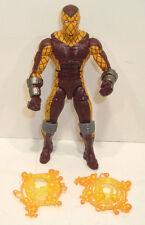 """Marvel Legends THE SHOCKER Action Figure COMPLETE Sandman Series Spider-Man 6"""""""