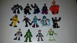 Imaginext Batman Mixed Lot