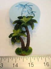 PALM TREES SILICONE MOLD #400 CHOCOLATE, FONDANT, GUMPASTE, SUGARCRAFT, SOAP
