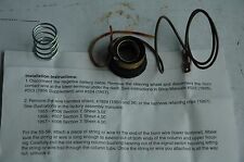 1963 CORVETTE UPPER STEERING COLUMN BEARING ASSEMBLY WITH CORRECT BROWN WIRE & S